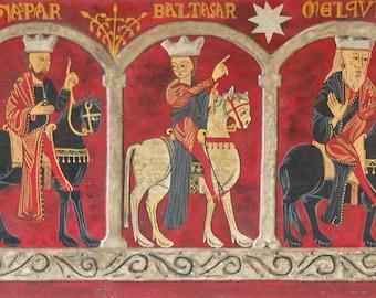 Gaspar, Melchior and Balthazar