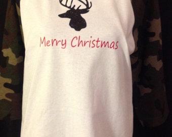 Christmas Deer Shirt