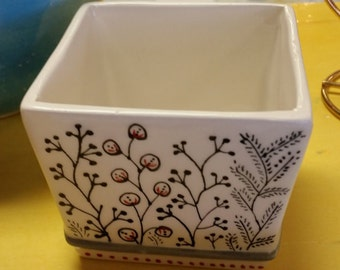 ceramic take out container