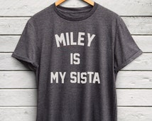 Miley Cyrus tshirt -  miley cyrus shirt, miley whats good, bangerz, twerk, hannah montana, tumblr tshirts, miley cyrus print, instagram top