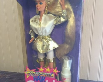 Hollywood Hair Barbie - New in Box