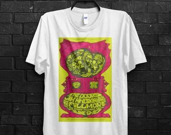The Doors Men T-Shirt, The Doors,, Jim Morrison, Band Shirts, The Doors Clothin, Classic Rock