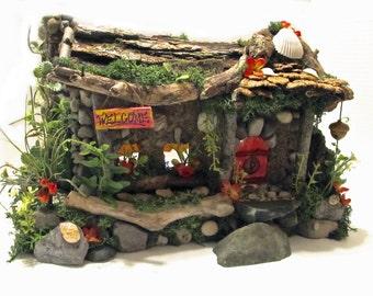 SALE!!!-Fairy House / Dollhouse