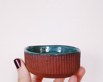 Handmade Ceramic Jewelry Holder