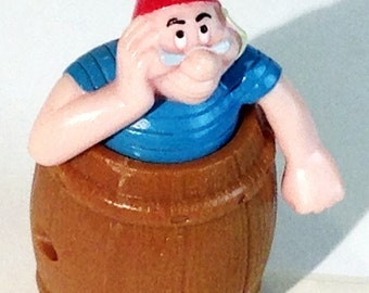 Vintage Peter Pan Toy Miniature