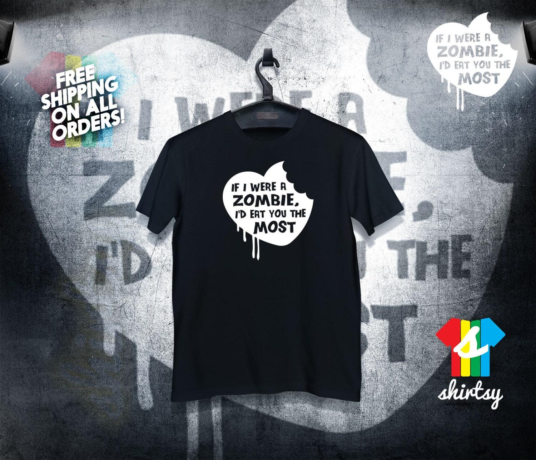 Zombie Shirt Walking Dead Shirt Tumblr Shirt Hipster Instagram Shirt Graphic Tee Gift