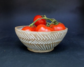 Hand Made Salad Bowl