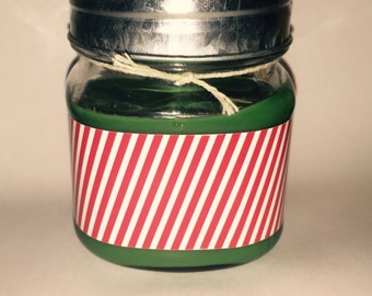Soy Candle - Large Mason Jar