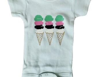 I Scream Onesie/T-Shirt