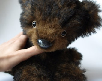 Teddy Bear Toy Artist Bear