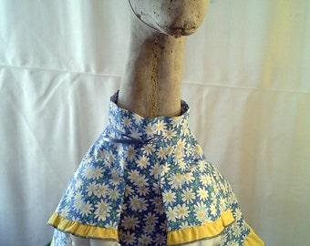 Flower Blossom Dress #146 for Large Goose