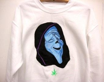 Amazing Scary Movie Stoner Sweatshirt