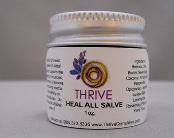 Heal All Salve