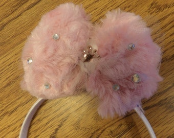 Princess Hello kitty style headband