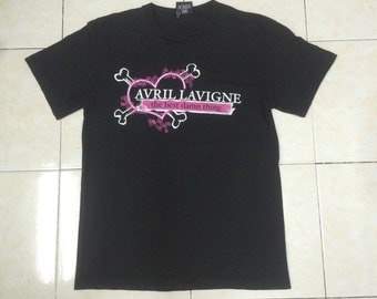 Avril Lavigne The Best Damn Thing T-Shirt M