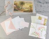 Pink Sunsets Paper Bundle