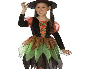 girls witch costume toddler witch costume girls witch costume kids witch costume kids halloween costume girl witch costume sorceress costume