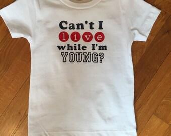 Toddler phish shirt
