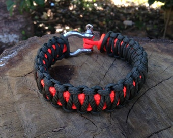 Custom Paracord Dog Collar