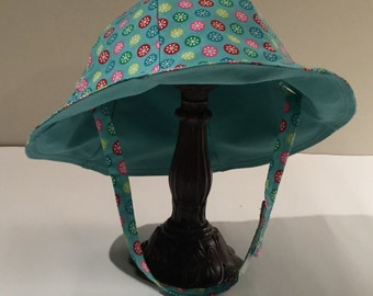 Toddlers Reversible Sunhat