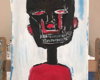 My Ode To Basquiat