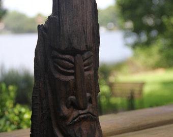 Teak Tiki Chief