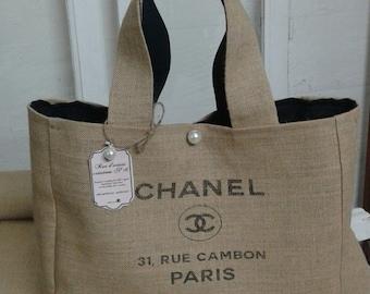 Borsa in million Chanel inspired