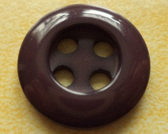 10 buttons 18mm violet (1175) button