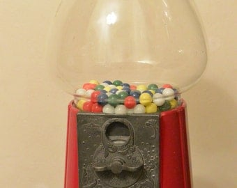 Real Gumball Machine Aquarium