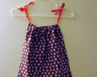 Stars & Stripes Pillowcase Dress 12-18M