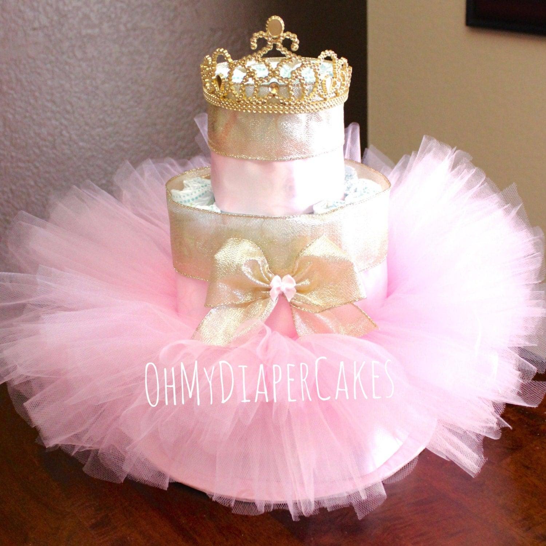 Dress Diaper Cake Instructions