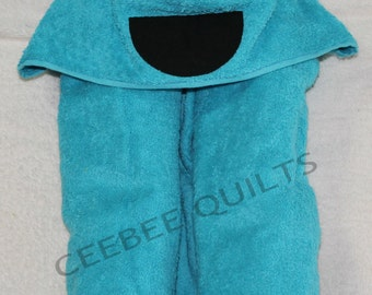 Kids Hooded Bath Towel