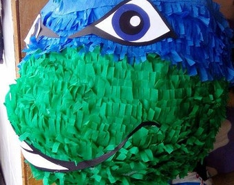 Pinata TURTLE NINJA ( HEAD)