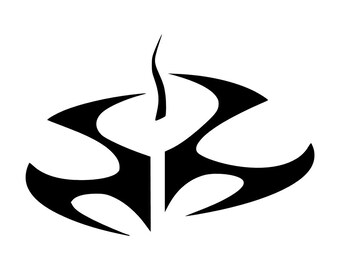 Hitman insignia from 'Hitman' Vinyl Sticker