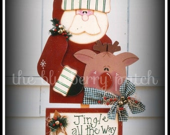 Jingle All the Way Pattern Packet BP177