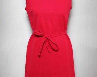 Pink dress Fuchsia size node
