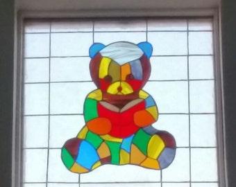 Teddy Bear Window