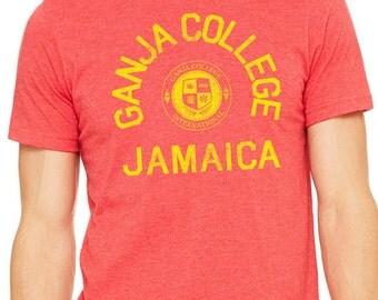 Rasta Red Jamaica T