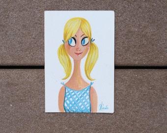 60's girl original #3