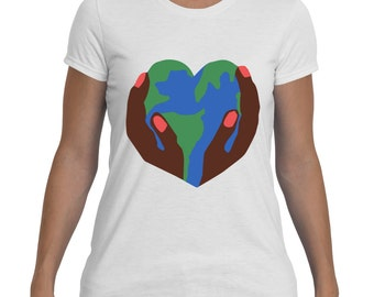 World in my Hands, Planet Earth Love T shirt