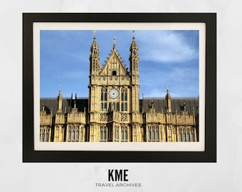 London, Palace of Westminster: Print 001
