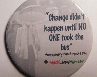 Change didn't happen...