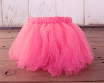 Bright Pink Tutu, Bright Pink Tutu Baby, Bright Pink Tutu Dress