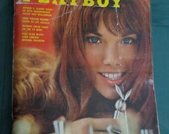 Vintage Playboy May 1972 Magazine