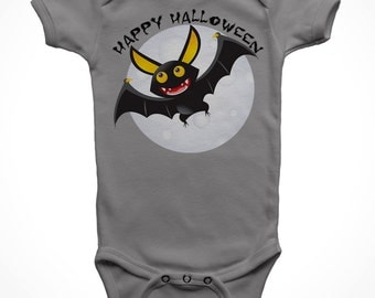 Happy Halloween Baby Onesie Infant Bodysuit