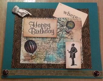 Happy Birthday, World Traveler!