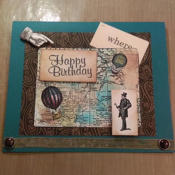 Happy Birthday World Traveler