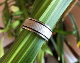 Titanium Wedding Bands and Fashion Ring
