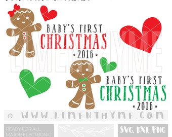 Baby's babys first Christmas SVG /my first christmas svg / Christmas onesie / baby Christmas svg / cut file cutting files /Am