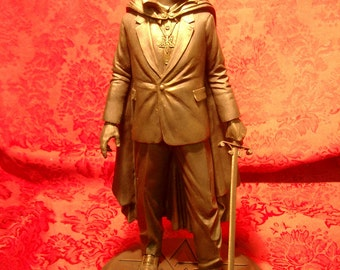 Anton Szandor LaVey Statuette!!!!!